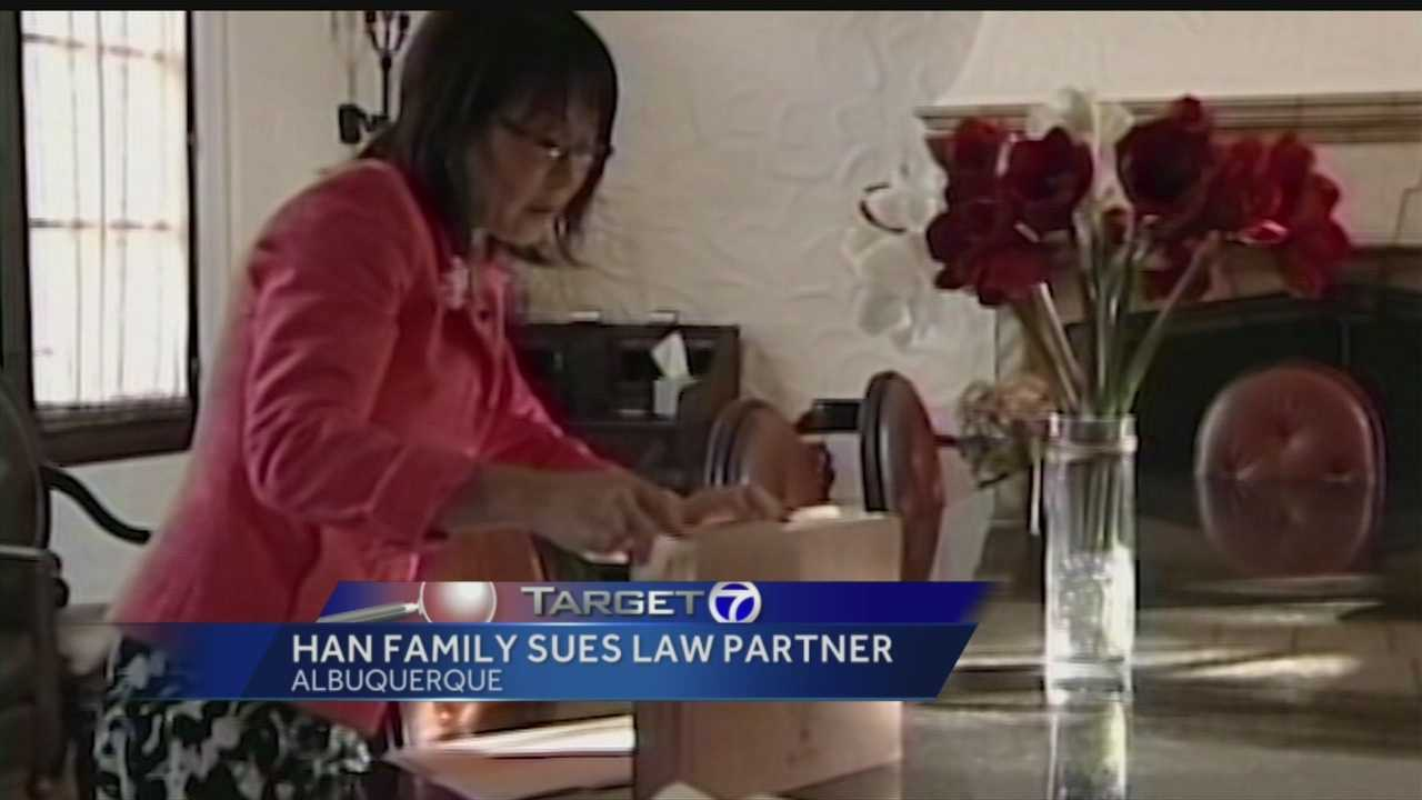 It's been nearly four years since prominent New Mexico attorney Mary Han died, and a second lawsuit has been filed by the Han family.