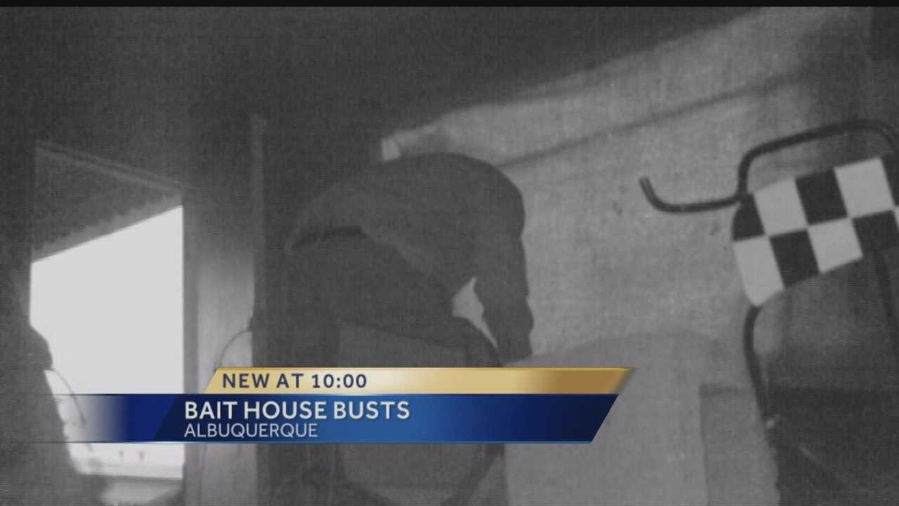 Some homeowners in Albuquerque actually want burglars to bust in.