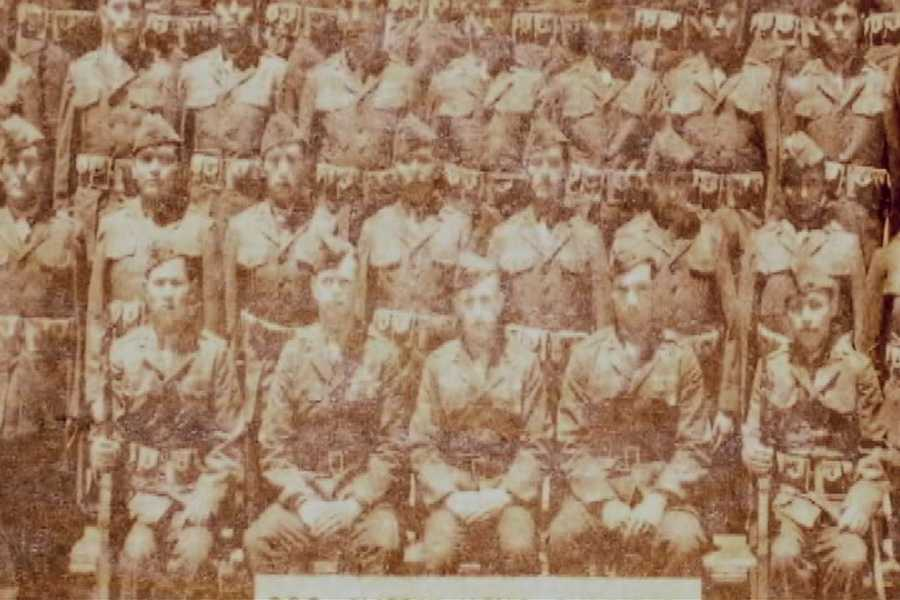 The U.S. Military started recruiting Navajo men in 1942. Nez was in 10th-grade when the Marines tapped him to join an elite group of 29, who would create an unbreakable code to help the allied efforts in World War II.