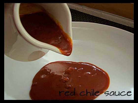 Chile Sauce