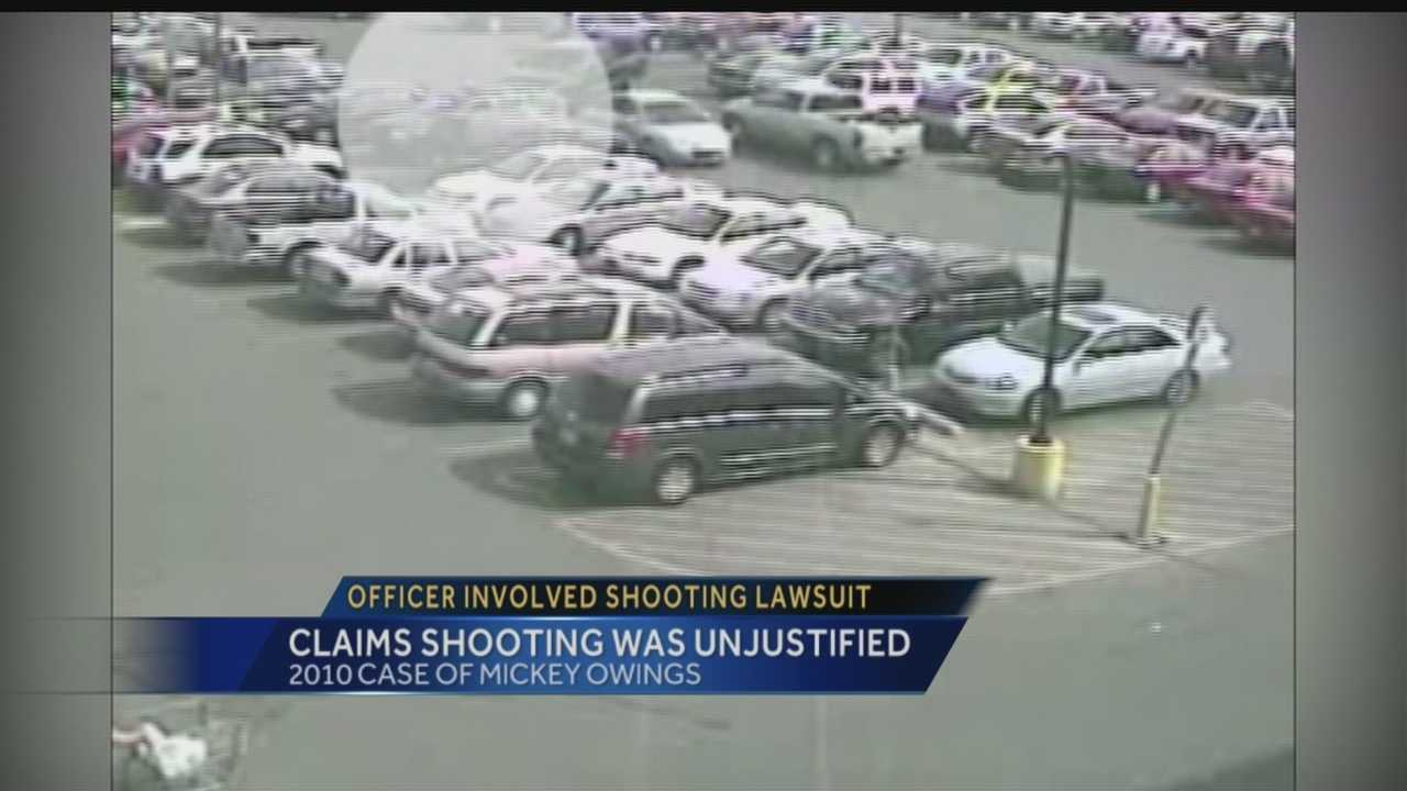 APD-involved shooting lawsuit: Shooting's justification come into question
