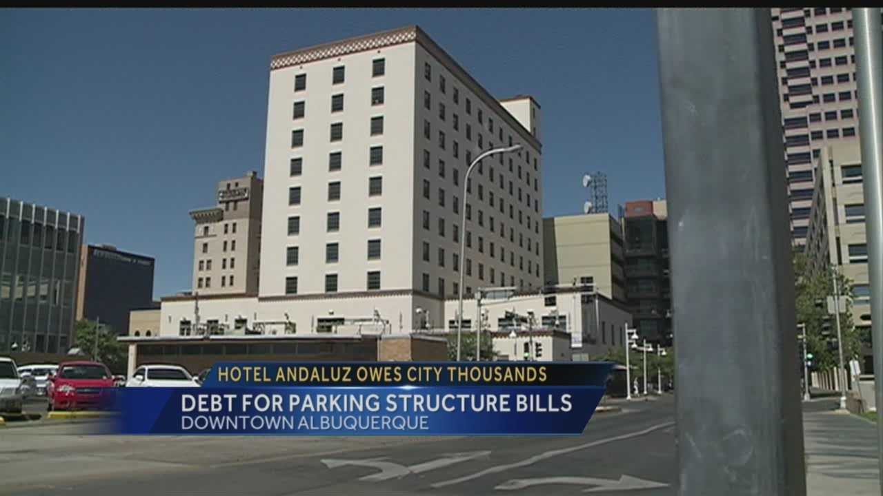 Regina explores its debt for parking structure bills.
