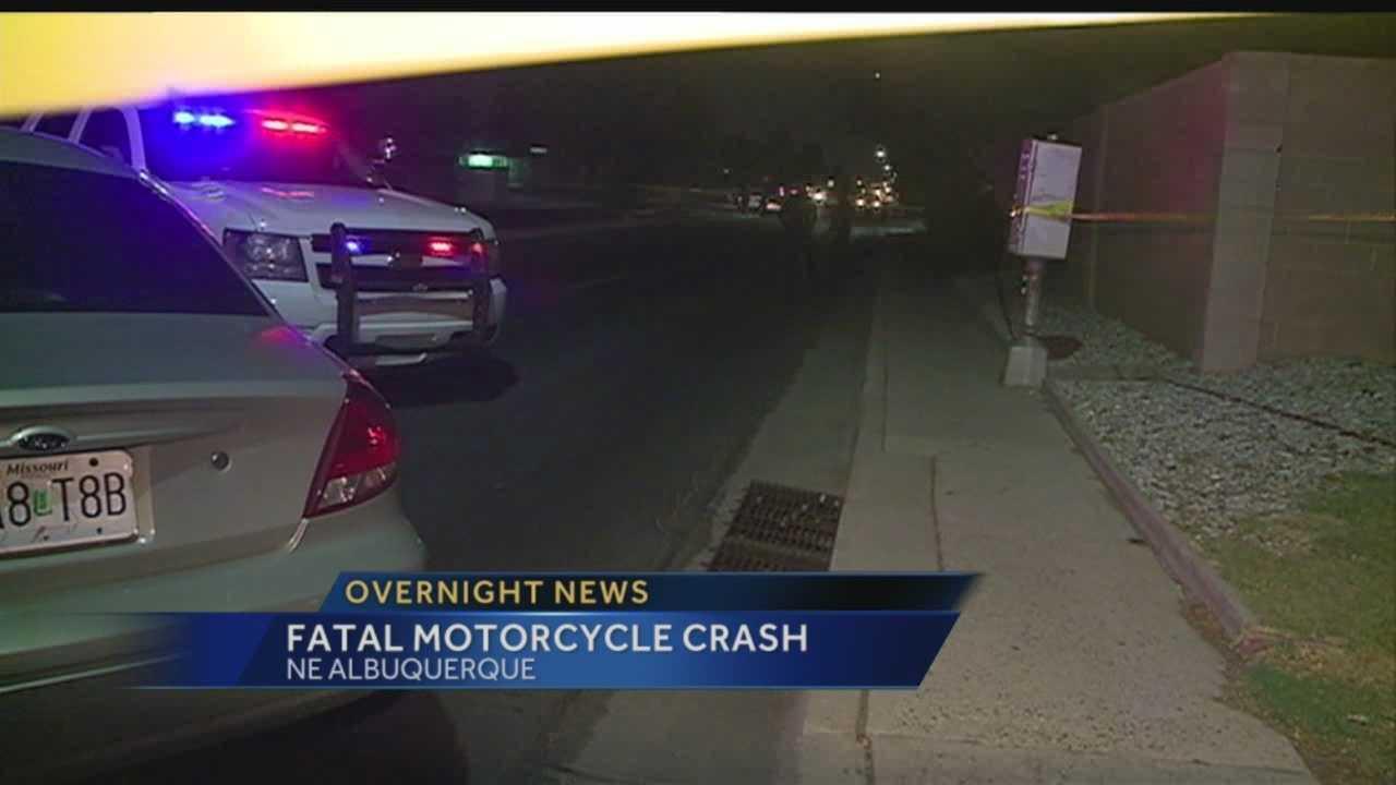 Fatal Overnight Crash