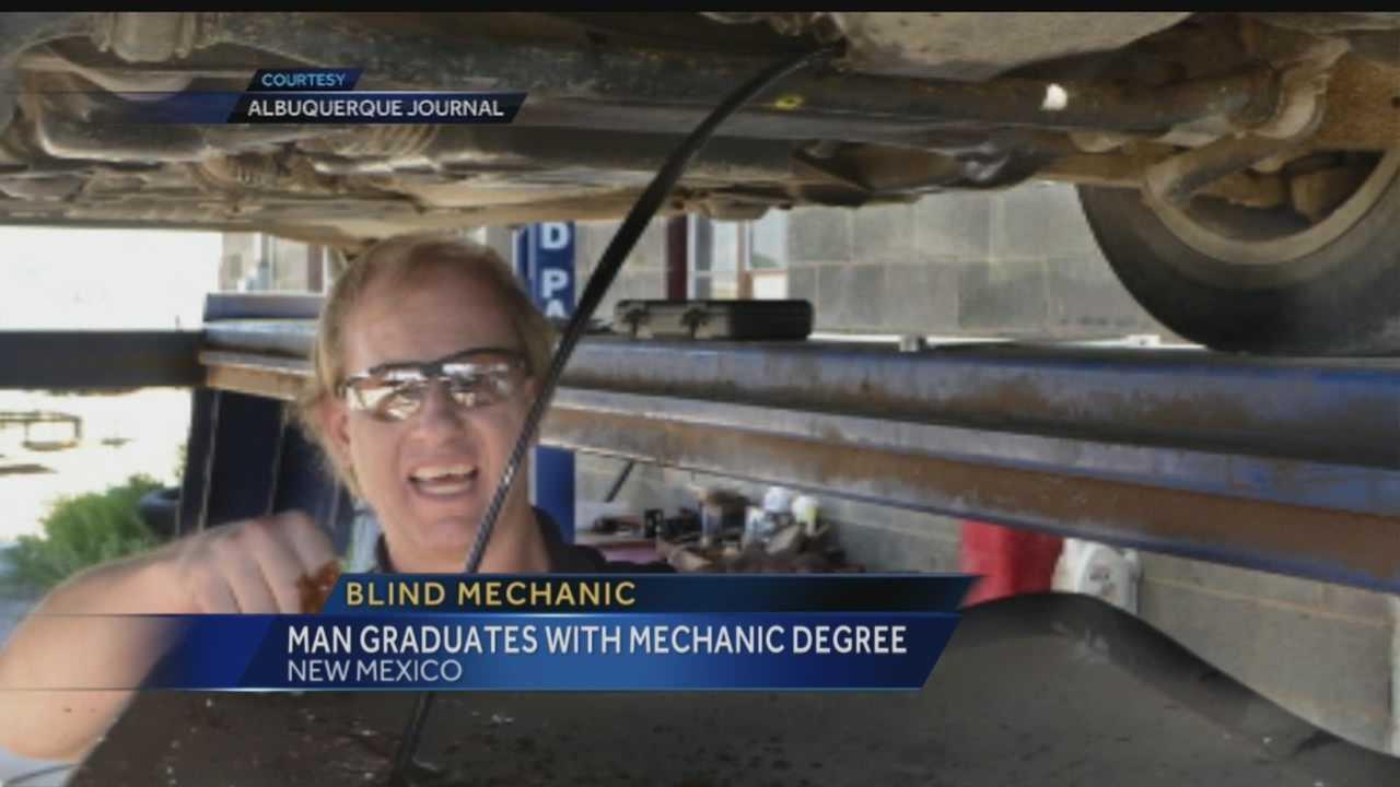 Blind Mechanic