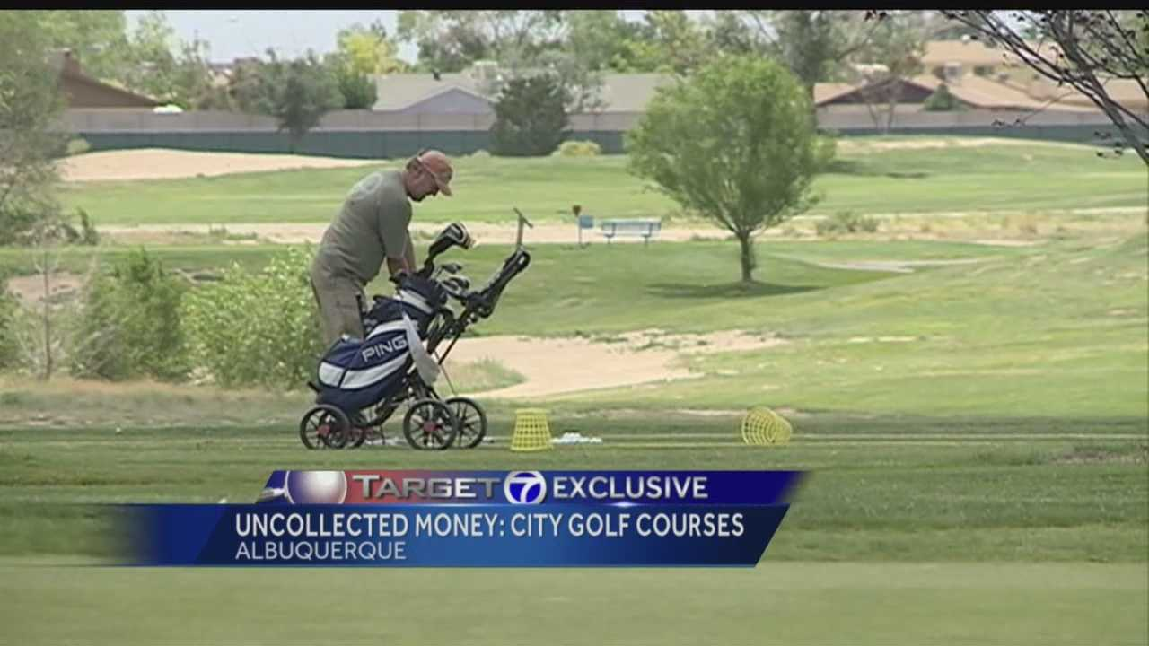 Right now, Albuquerque City golf courses are embroiled in claims of fraud.