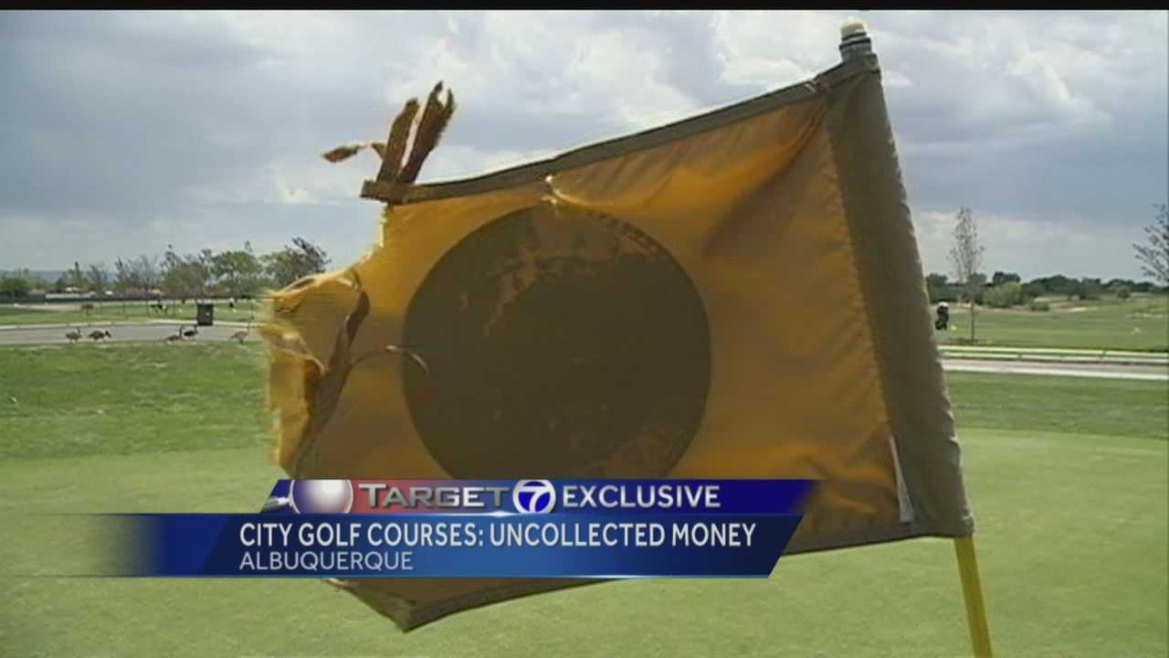 New tonight, Target 7 digs deeper into possible fraud, waste, and abuse at city golf courses.