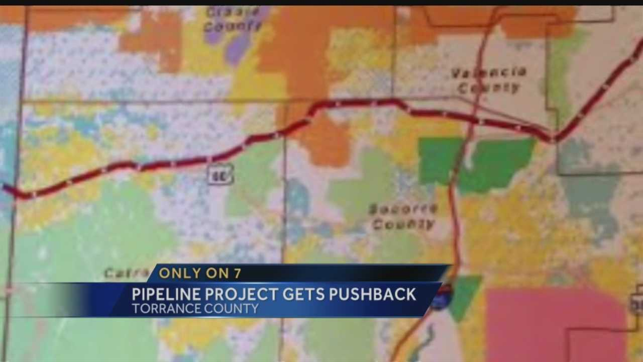 Kinder Morgan eyes New Mexico for carbon dioxide pipeline
