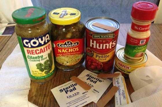 New Mexican Zombie Apocalypse Pico de GalloCLICK HERE to see the recipe