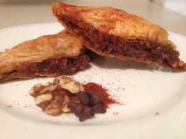 Red Chile Chocolate BaklavaCLICK HERE to see the recipe