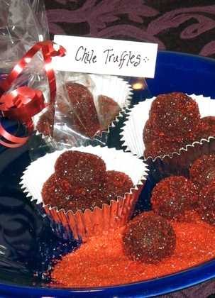 Super Easy Chile ChocolatesCLICK HERE to see the recipe