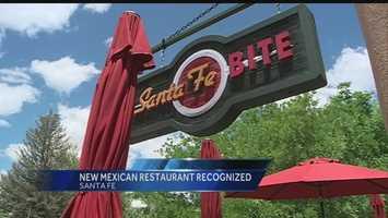 2. Have a green chile cheeseburger at Santa Fe bite