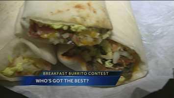 10. Get a breakfast burrito at Katrinah's in Edgewood