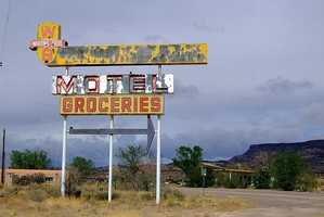 20. Take a road trip along Route 66 in New Mexico