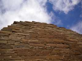 41. Check out Chaco Canyon National Historic Park