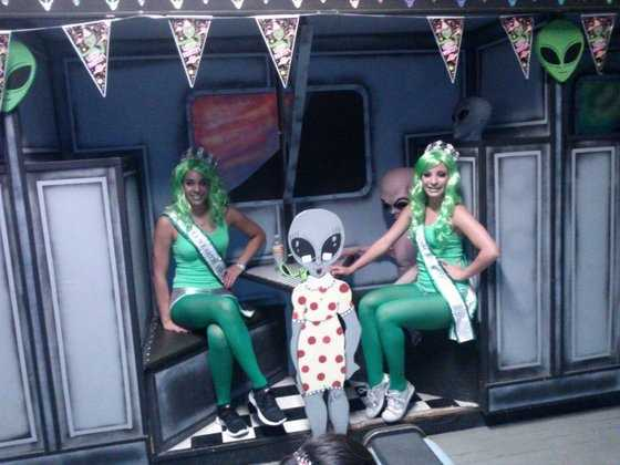 47.       Check the out the annual UFO/Alien Festival in Roswell