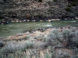 51. Go to Taos and visit Manby Hot Springs