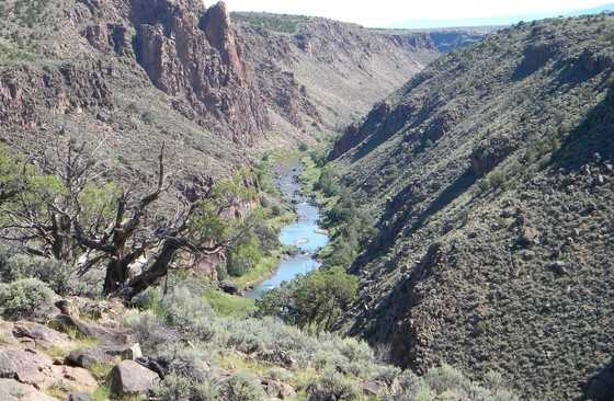 57.       Go to Taos and visit the Rio Grande del Norte National Monument