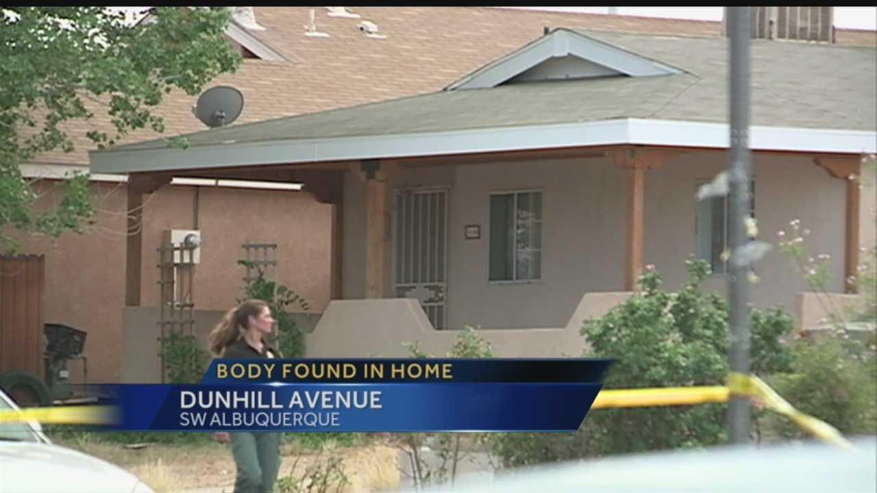 Body found in SW ABQ home