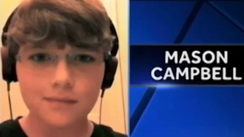 Mason Campbell Hearing