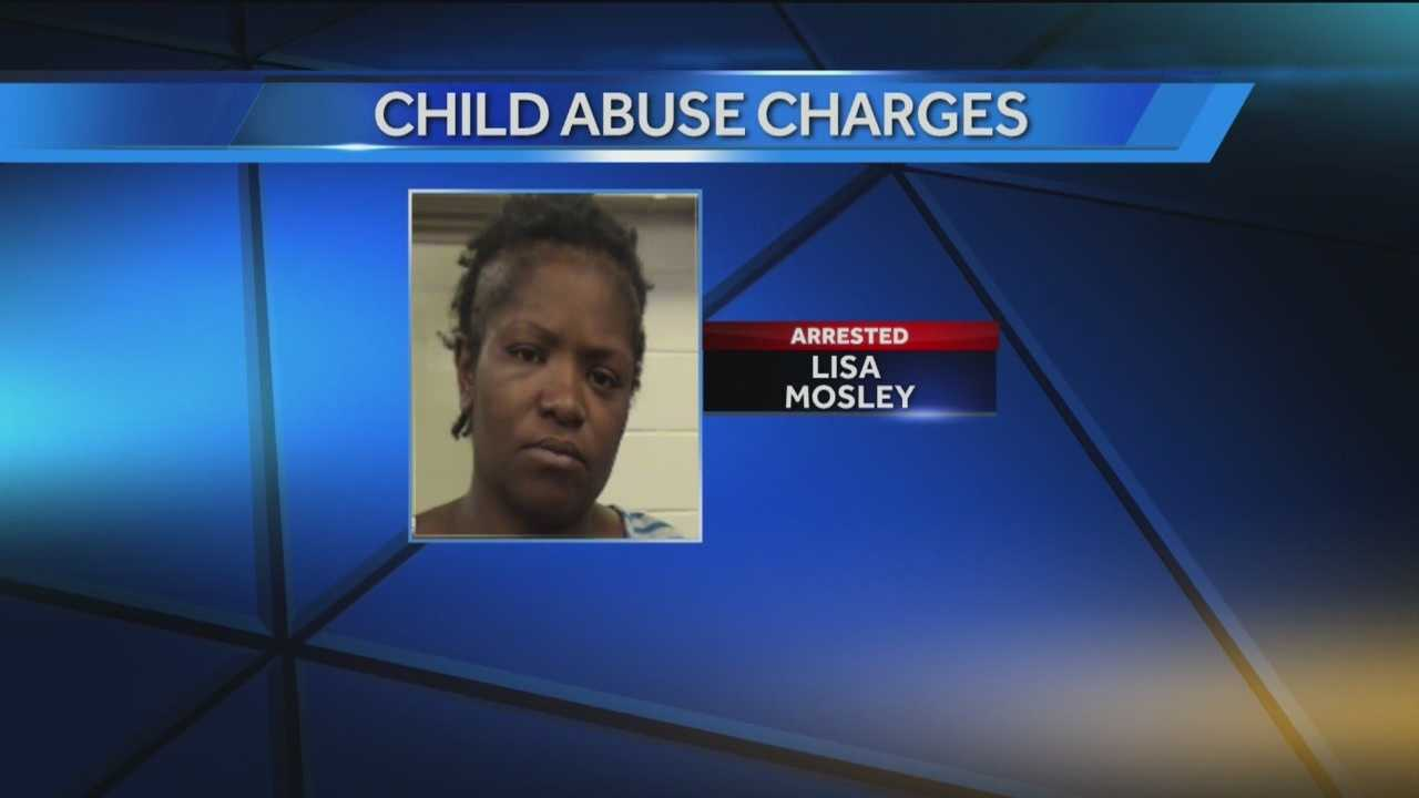 child abuse charges