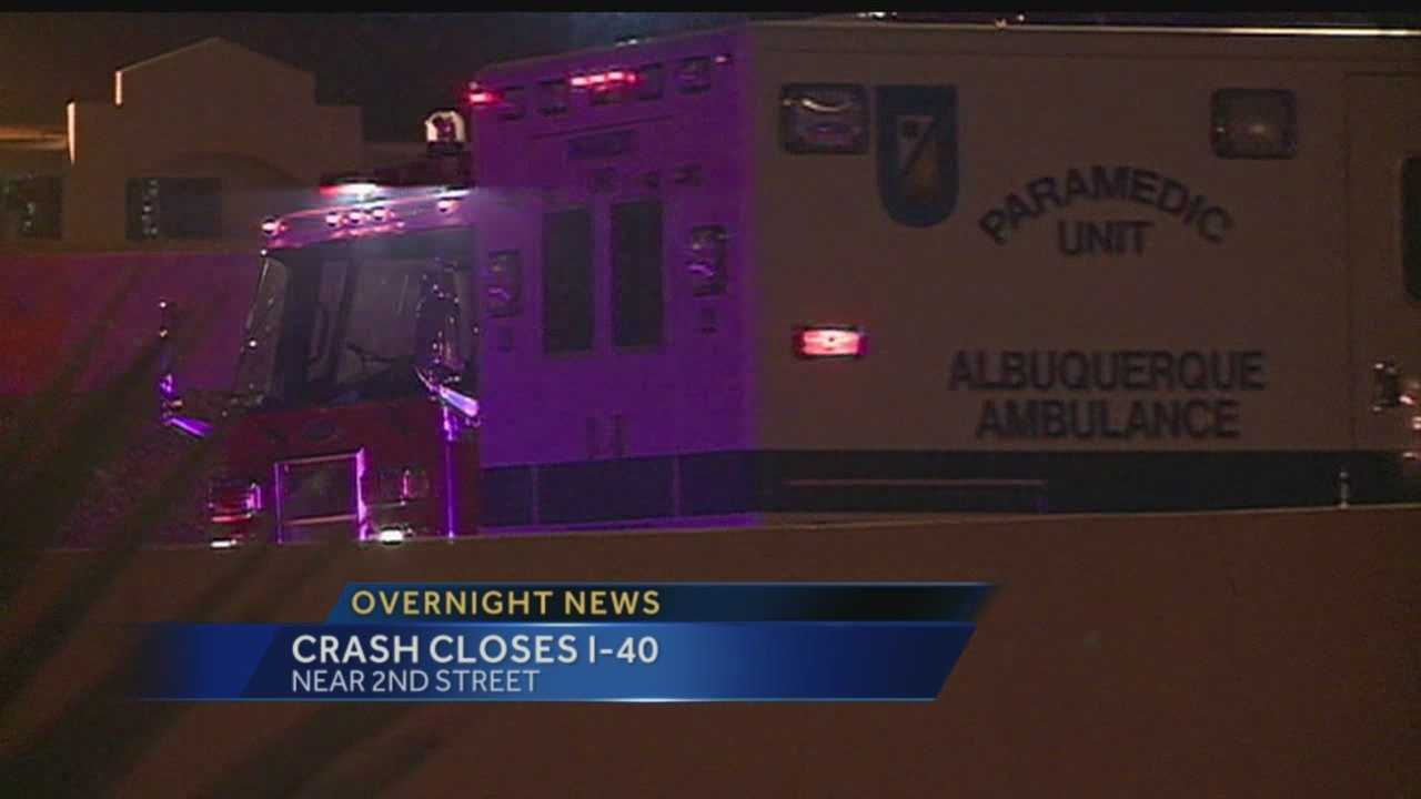 Overnight Fatal Accident