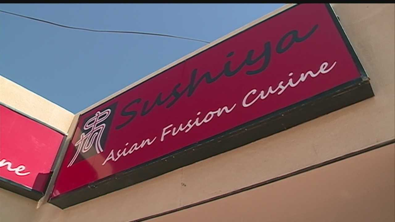 Health inspectors said they discovered live roaches at an Albuquerque restaurant during a recent inspection.