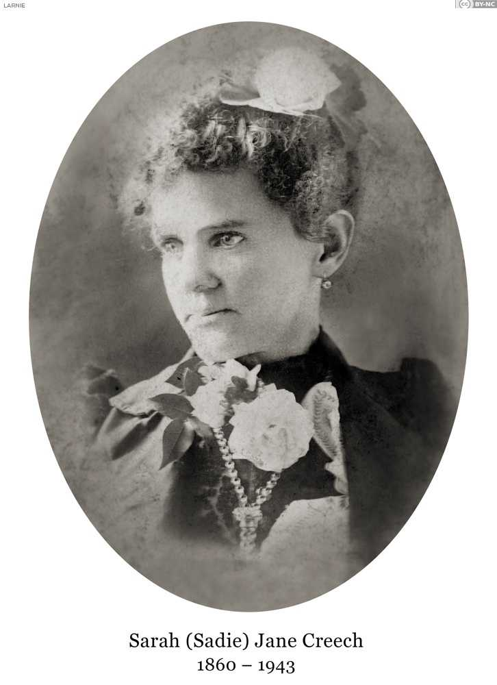 Sadie Orchard lived in Hilsboro, New Mexico. She was a town renegade who had compassion for the sick.