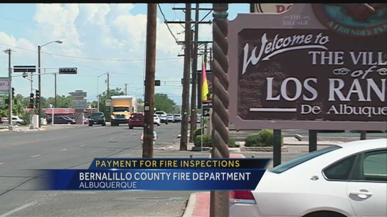 Businesses like daycares and car dealerships require a fire inspection to get a state license to operate. They're charged by fire departments for service. Sources say some are getting special treatment, however, and don't have to pay.