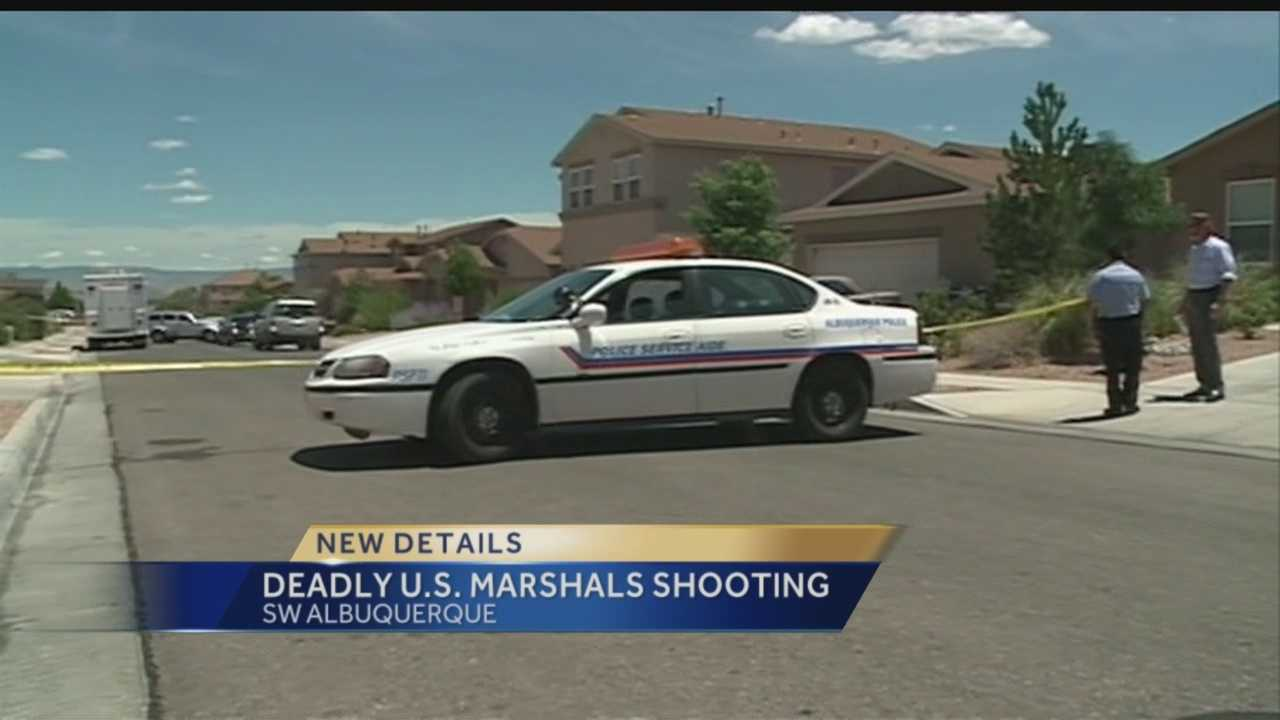 Even though most officials are keeping quiet, tonight we know much more about the man shot and killed by US Marshals.