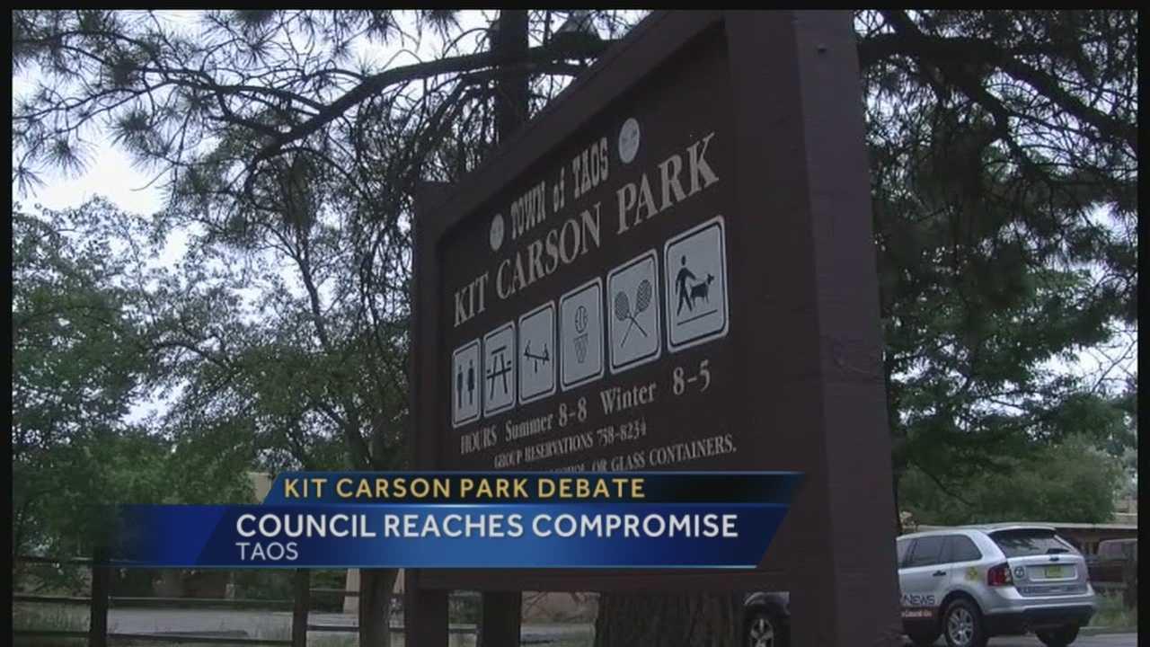 Kit Carson Park Name Controversy