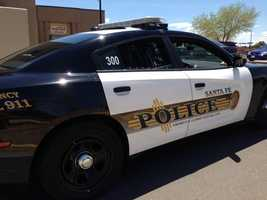 Or that time a guy was cleaning dog poop out of a car in Santa Fe and a woman thought it was burglary, called the cops and one of the officers pulled a gun on him.http://ow.ly/yYGYJ