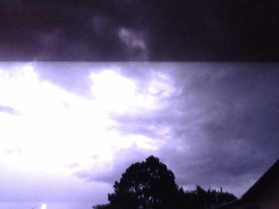Albuquerque lightning from u local mobile