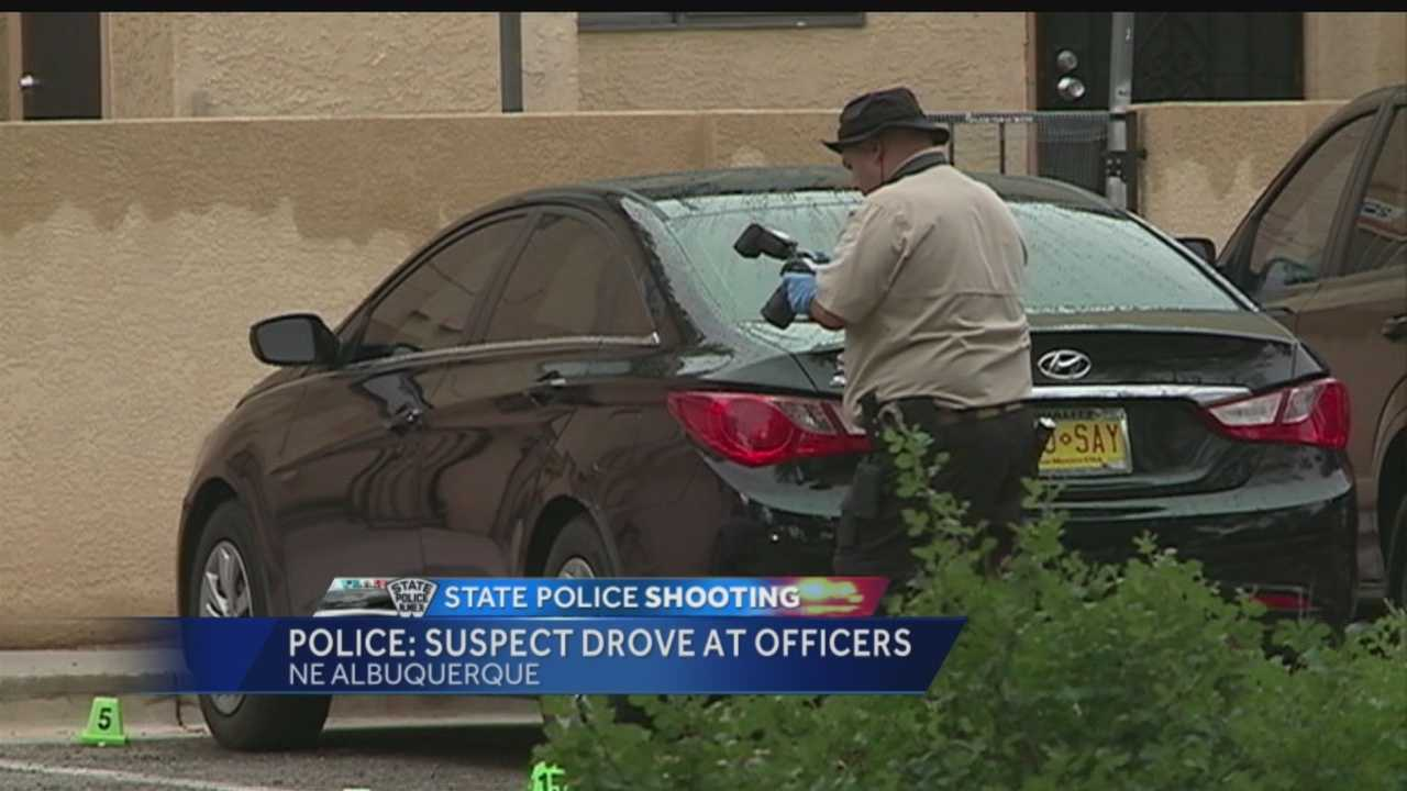 We're learning more about a shooting involving State Police. Our partners at the journal have obtained new court documents revealing what State Police say happened. Plus, more about the suspect Roxanne Torres, who allegedly committed crime after crime while racing away from officers Tuesday morning.
