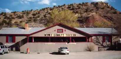 """The tavern has served as a backdrop for several movies, including """"Paul"""" and """"Wild Hogs"""""""
