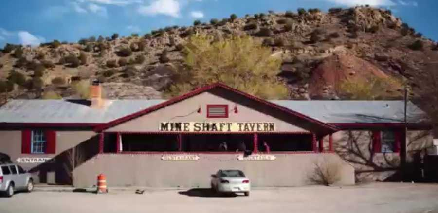 "The tavern has served as a backdrop for several movies, including ""Paul"" and ""Wild Hogs"""