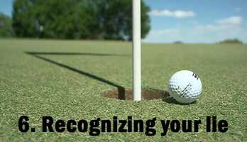 """6.Not understanding the difference between a """"bad lie"""" and a """"good lie"""""""