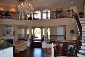This $2.9 million home is for sale in Los Ranchos de Albuquerque.