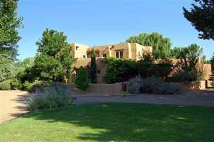 This $1.69 million mansion is for sale in Los Ranchos de Albuquerque