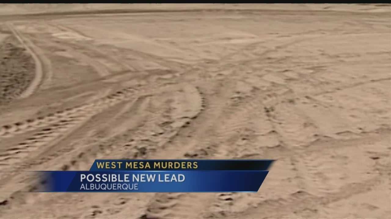 West Mesa murders: Possible new lead