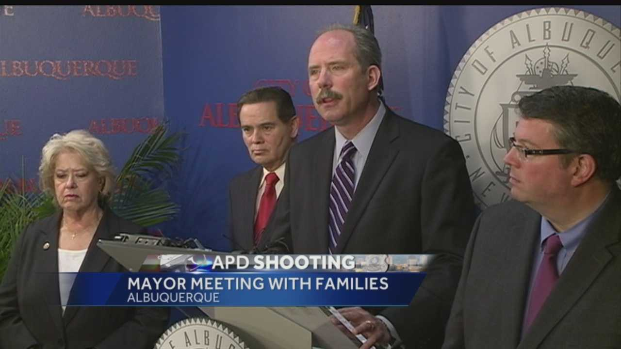 Mayors Apology to Victims Fathers