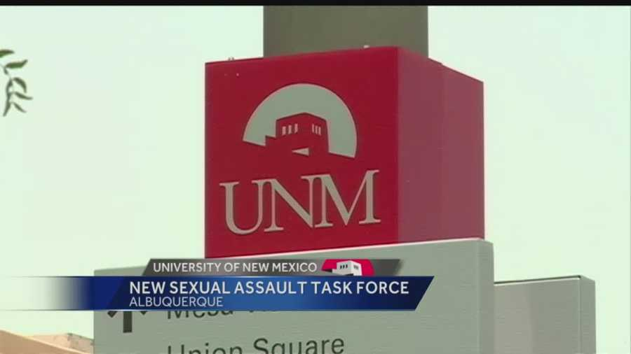 UNM creates sexual assault task force