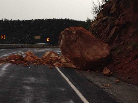 (PHOTO: Hwy. 104 near Trujillo)