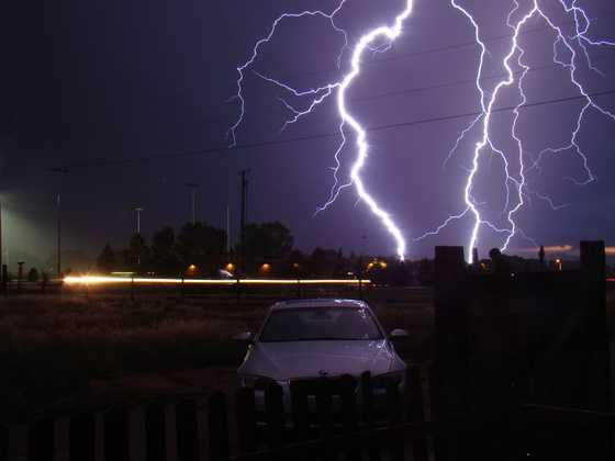 Check out these 29 awesome storm photos sent in by New Mexicans over the past 24 hours.