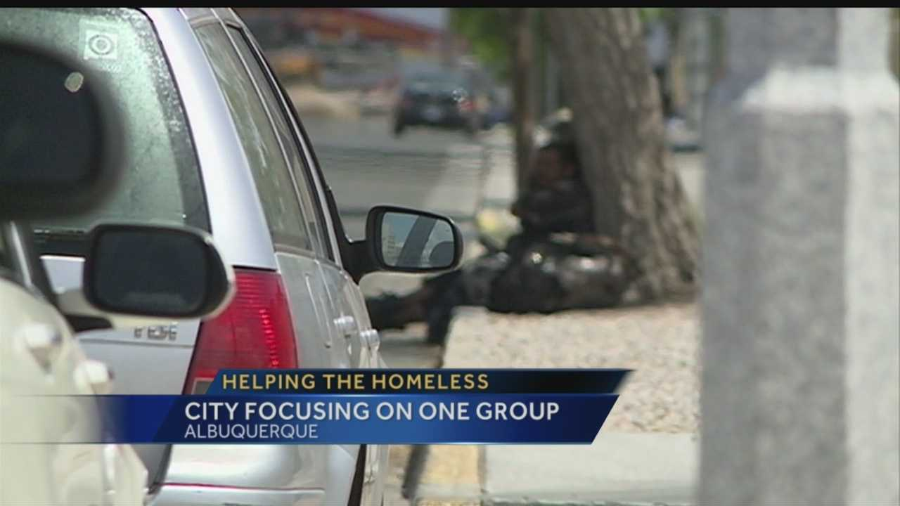 City focusing on one group