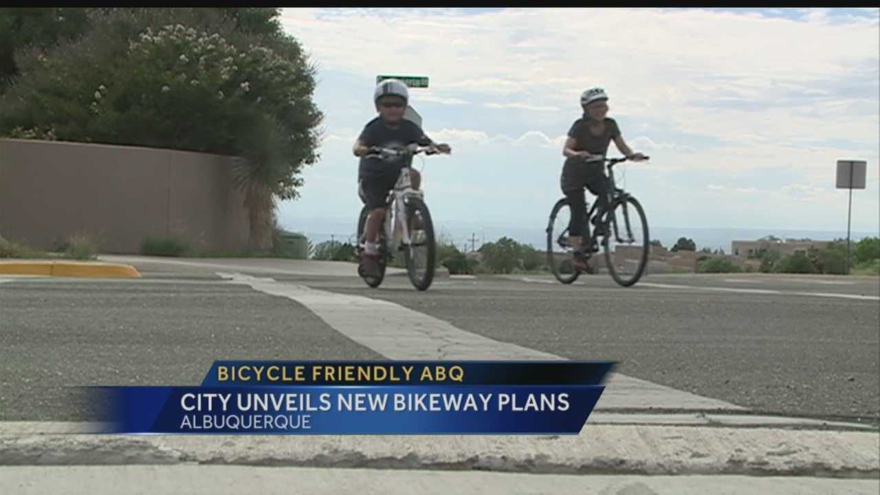 The city wants to make cyclists and drivers safer, and that could mean big changes to Albuquerque roads.