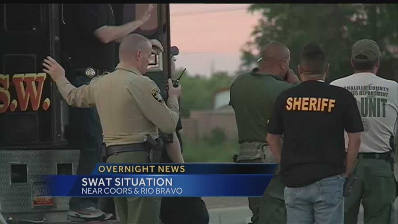 Swat situation in South Valley ends peacefully