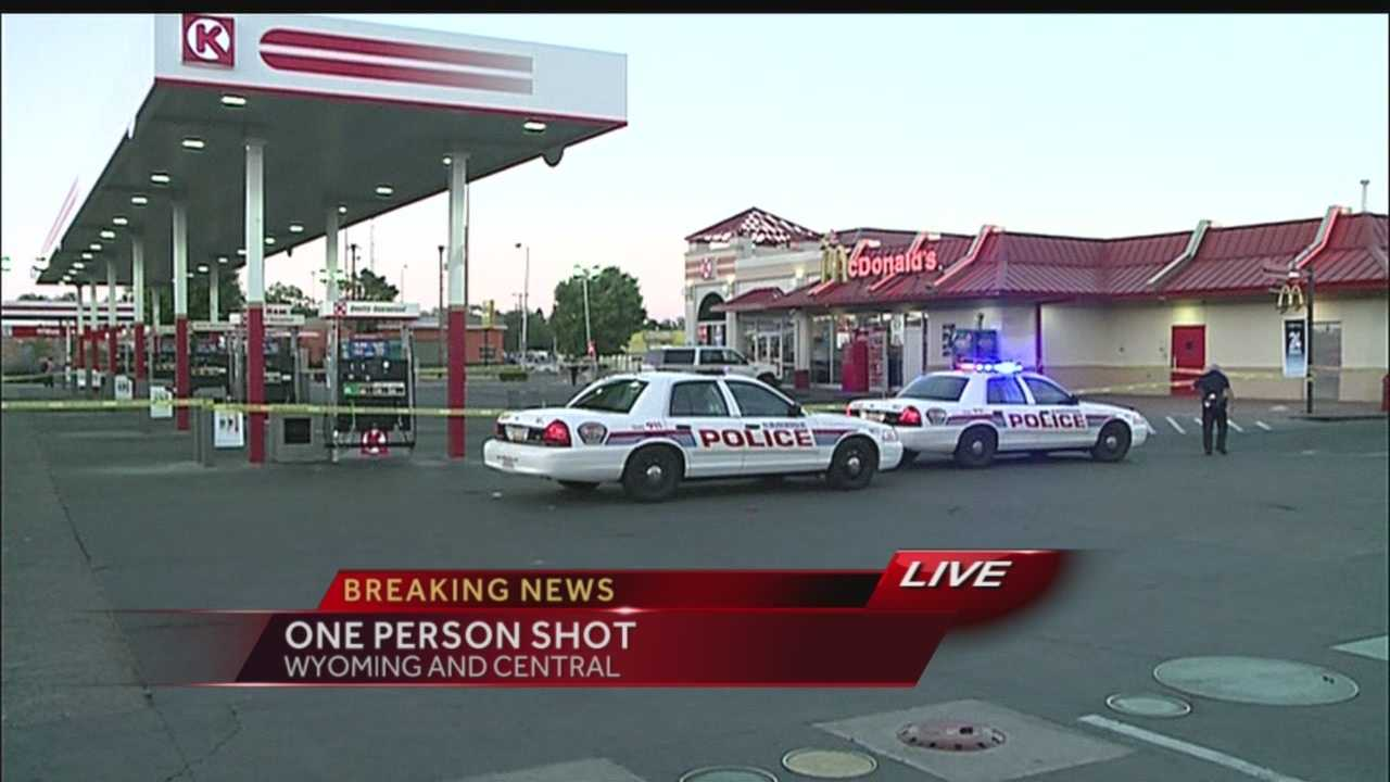 Central and Wyoming Shooting