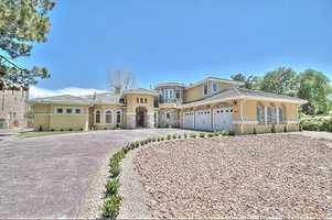 Take a peek inside this $1 million mansion for sale in Albuquerque featured on Realtor.com