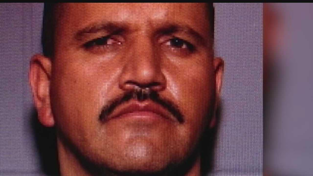 Police: Shooting suspect Marcos Delgado dead