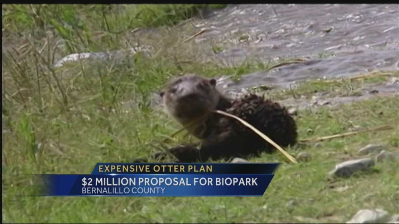 Officials: Otters would bring $11M to BioPark